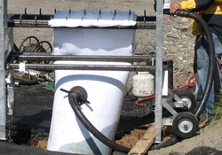 cured-in-place-pipe CIPP trenchless rehabilitation