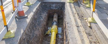 A Look at CIPP and Aging Drinking Water Infrastructure