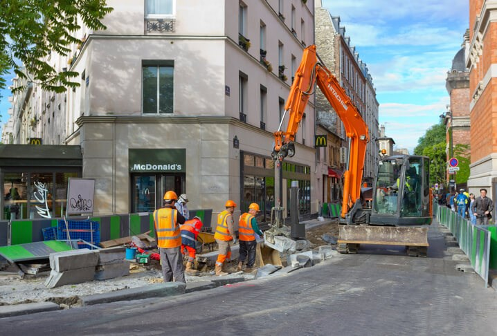 trenchless construction vs conventional trenching