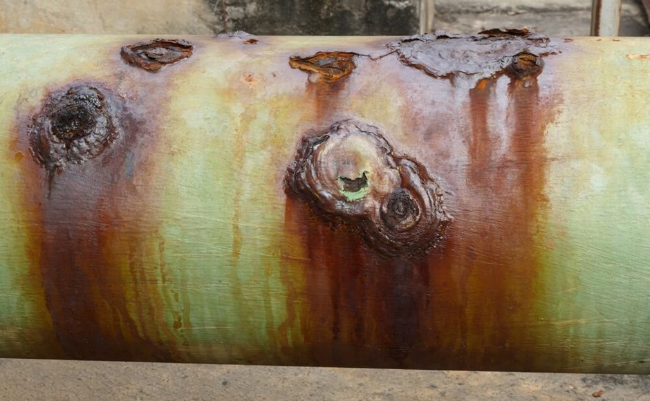 Corrosion Mechanisms of Buried Pipes