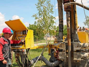 fluid loss control: a residential drilling project