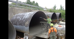 Image for Design Considerations - Roads Rivers and Rail: Structural Culvert Rehabilitation