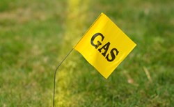 gas installation gas pipeline gas line trenchless gas line installation