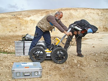 How Does Ground Penetrating Radar Equipment Work?