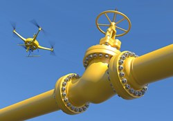 How Drones Are Revolutionizing Oil and Gas Pipeline Inspections