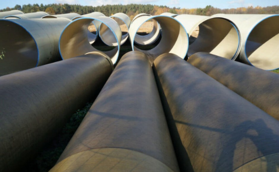 INFOGRAPHIC: The Lifespan of Steel, Clay, HDPE, and PVC Pipes