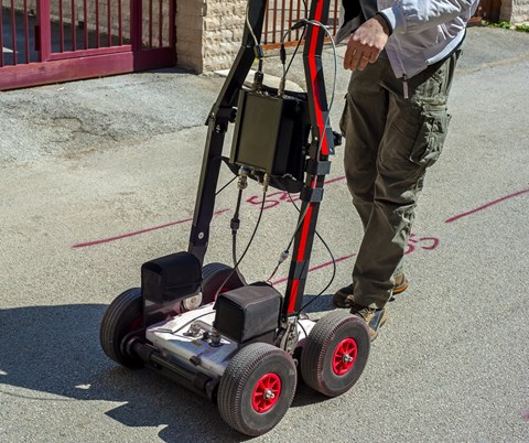 Ground penetrating radar is a handy tool to help keep workers from damaging underground utility lines. Advancements in technology offer a...