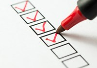 Guided Boring Machine Maintenance Checklist