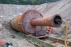 When should I choose pipe ramming as my preferred trenchless method?
