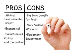 pros and cons of trenchless trenchless pros and cons