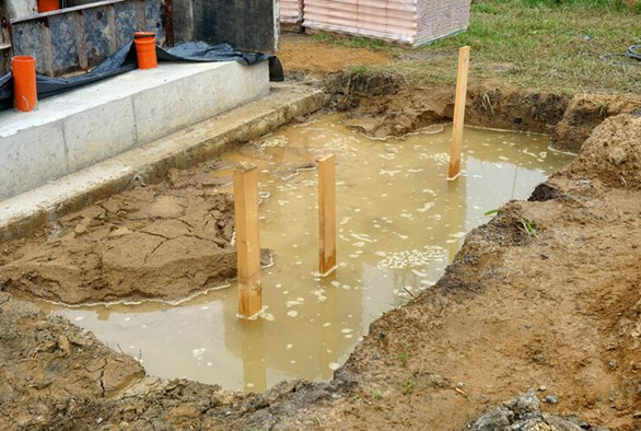 Cost-Saving Trenchless Dewatering in Construction Projects