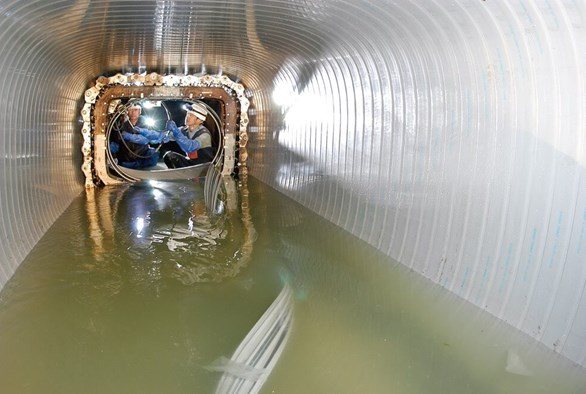 Spiral-Wound Pipe Liners: Why You Should Consider These for Your Next Trenchless Rehabilitation Project