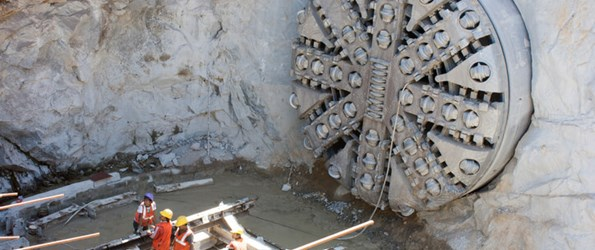 tunnel boring machine how tunnel boring machines work