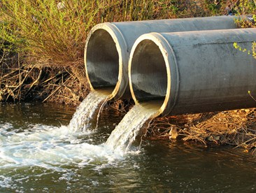 What equipment has improved wastewater management?